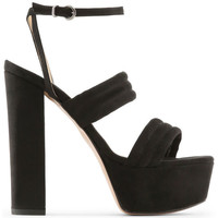 Zapatos Mujer Sandalias Made In Italia - fedora Negro