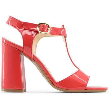 Zapatos Mujer Sandalias Made In Italia - arianna Rojo