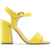 Zapatos Mujer Sandalias Made In Italia - angela Amarillo