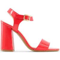 Zapatos Mujer Sandalias Made In Italia - angela Rojo