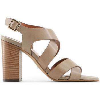 Zapatos Mujer Sandalias Made In Italia - loredana Marrón