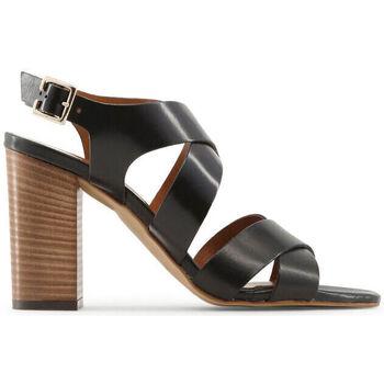 Zapatos Mujer Sandalias Made In Italia - loredana Negro