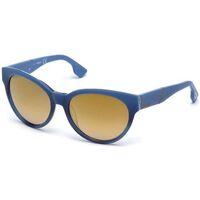 Relojes & Joyas Gafas de sol Diesel - dl0124 Azul
