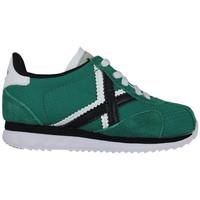 Zapatos Niños Zapatillas bajas Munich mini sapporo 8430051 Verde