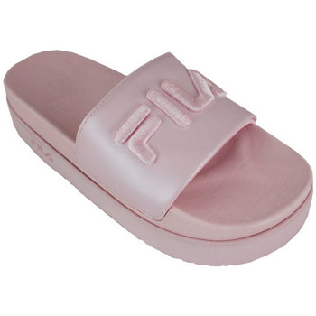 Zapatos Mujer Chanclas Fila morro bay zeppa f wmn pink Rosa