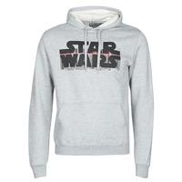 textil Hombre sudaderas Casual Attitude Star Wars Bar Code Gris