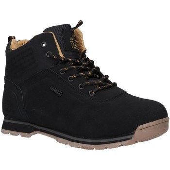 Zapatos Niños Botas de caña baja Kappa 304IGF0 SPHYRENE Negro