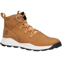 Zapatos Niños Botas de caña baja Timberland A287Q COURMA Beige