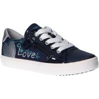 Zapatos Niña Multideporte Geox J024NB 01002 J GISLI Azul