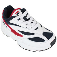 Zapatos Zapatillas bajas Fila v94m jr white/navy/red Blanco