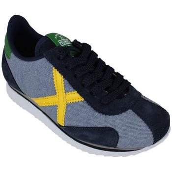 Zapatos Zapatillas bajas Munich Fashion mini sapporo 8435067 Azul