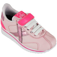 Zapatos Zapatillas bajas Munich Fashion mini sapporo vco 8430073 Rosa