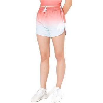 textil Niña Shorts / Bermudas Hype  Azul/Rosa