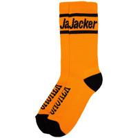 Accesorios textil Hombre Calcetines Jacker After logo socks Naranja