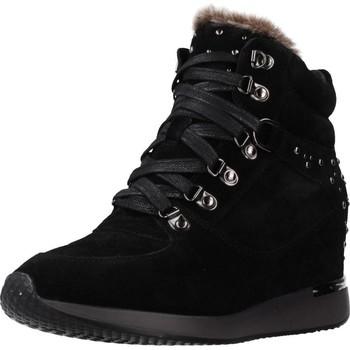 Zapatos Mujer Zapatillas altas Carmela 66878C Negro