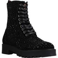 Zapatos Mujer Botines Carmela 66990C Negro