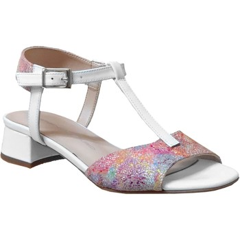 Zapatos Mujer Sandalias Brenda Zaro F3699 Multi blanco
