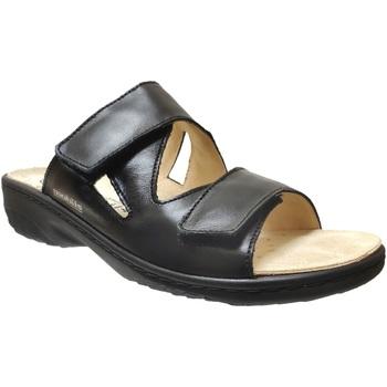 Zapatos Mujer Zuecos (Mules) Mobils By Mephisto Geva Cuero negro