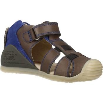 Zapatos Niño Sandalias Biomecanics 182147 Gris
