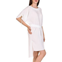 textil Mujer Vestidos cortos Lisca Vestido de playa Playa Navarre Blanco