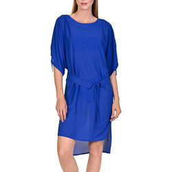 textil Mujer Vestidos cortos Lisca Vestido de playa Playa Navarre Azul