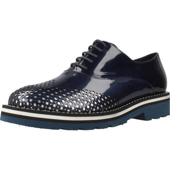 Zapatos Mujer sector sanitario  Angel Infantes 705A Azul