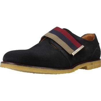 Zapatos Hombre Derbie Angel Infantes 06100A Azul