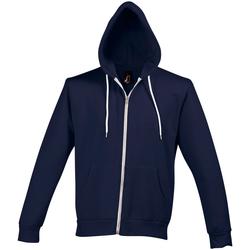 textil Hombre chaquetas de deporte Sols SILVER KANGAROO SPORT Azul