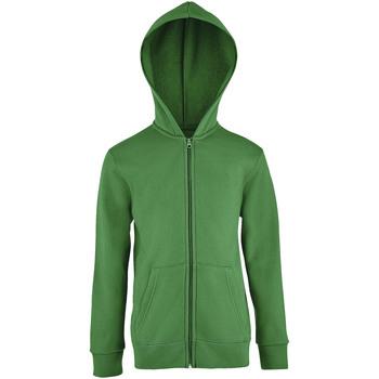 textil Niños sudaderas Sols STONE COLORS KIDS Verde