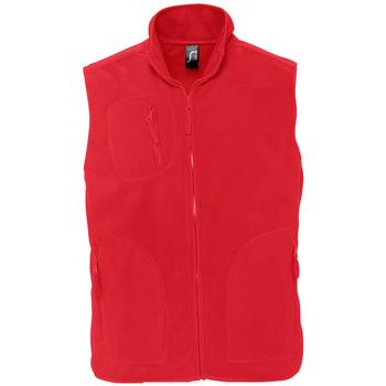 textil Polaire Sols NORWAY POLAR Rojo