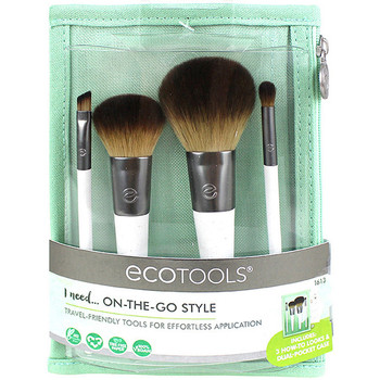Belleza Mujer Pinceles Ecotools On The Go Style Lote 5  Pz 5 u