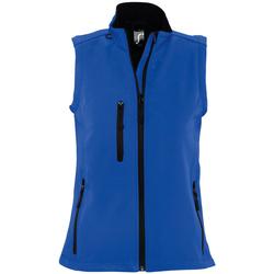 textil Mujer Cortaviento Sols RALLYE SPORT WOMEN Azul