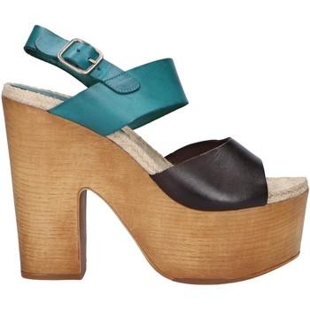 Zapatos Mujer Sandalias Chika 10 RUSIA 04 Marrón