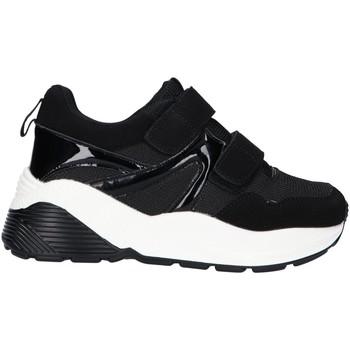 Zapatos Mujer Zapatillas bajas Chika 10 JANETH 01 Negro