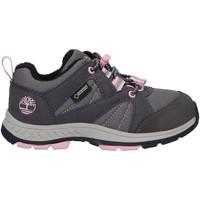 Zapatos Niños Multideporte Timberland A224V NEPTUNE Gris