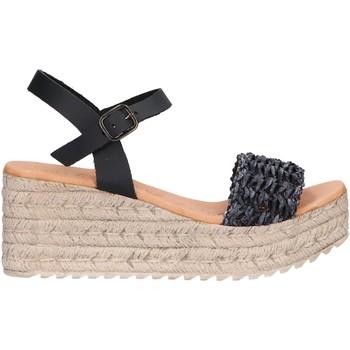 Zapatos Mujer Alpargatas Chika 10 EGIPTO 05 Negro