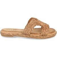 Zapatos Mujer Alpargatas H&d BQ19-05 Camel
