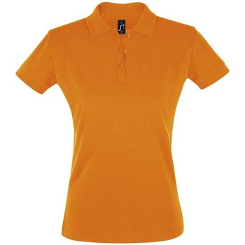 textil Mujer polos manga corta Sols PERFECT COLORS WOMEN Naranja