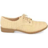 Zapatos Mujer Derbie Buonarotti 1AS-0166 Beige