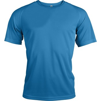 textil Hombre Camisetas manga corta Proact T-Shirt manches courtes  Sport bleu ciel