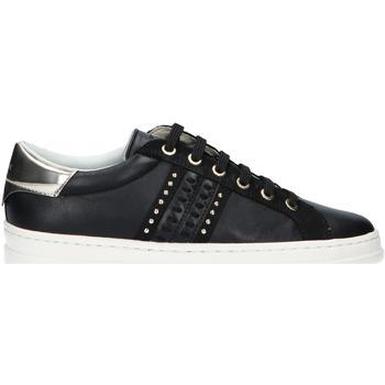Zapatos Mujer Zapatillas bajas Geox D02FED 085BN D PONTOISE Negro