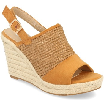 Zapatos Mujer Alpargatas Festissimo F20-3 Camel