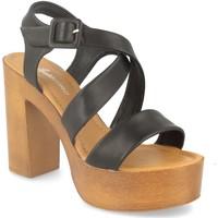 Zapatos Mujer Sandalias Festissimo Y288-119 Negro