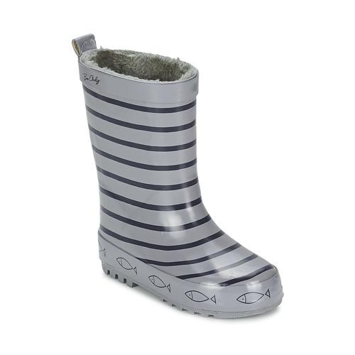 Be Only TIMOUSS Gris - Envío gratis | ! - Zapatos Botas de agua Nino