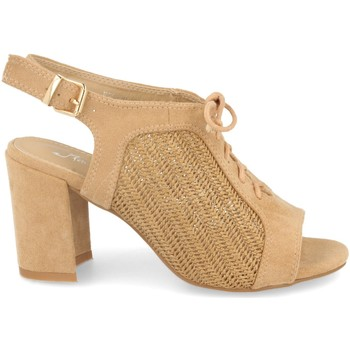 Zapatos Mujer Sandalias Festissimo F20-29 Kaki