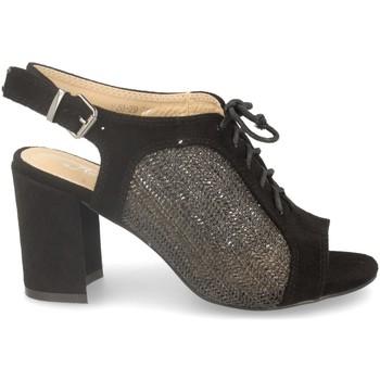 Zapatos Mujer Sandalias Festissimo F20-29 Negro