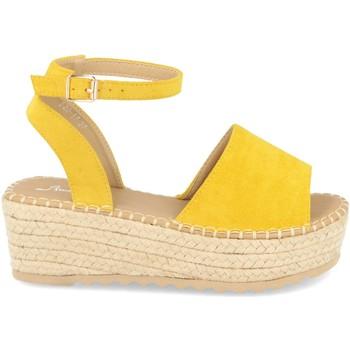 Zapatos Mujer Alpargatas Festissimo F20-17 Amarillo
