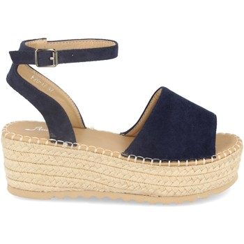 Zapatos Mujer Alpargatas Festissimo F20-17 Azul