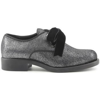 Zapatos Mujer Derbie Made In Italia - anita Negro