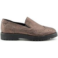 Zapatos Mujer Mocasín Made In Italia - lucilla Marrón